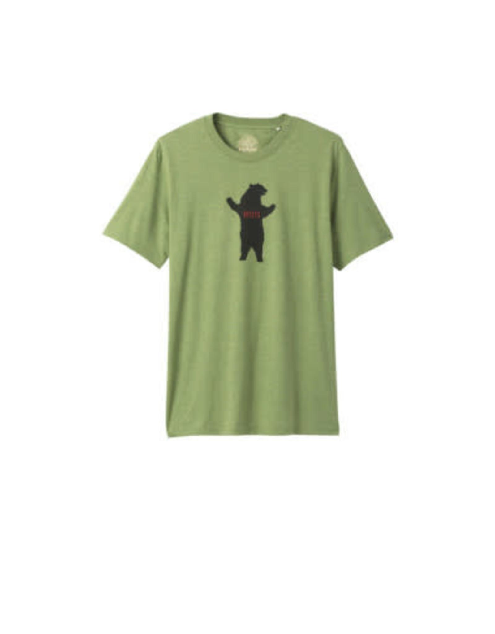 prAna Bear Squeeze Journeyman SS Shirt
