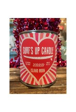 Surfs Up Candle Island Moon Pint - Xoxo - Valentines Day