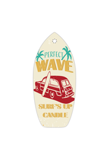 Surfs Up Candle Perfect Wave Vintage Air Freshener