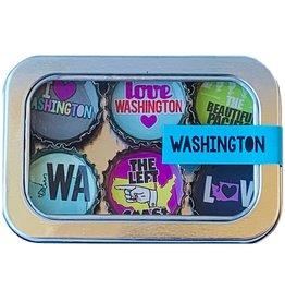 Washington Magnet - Six Pack