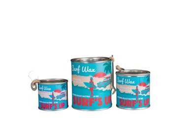 Surfs Up Candle