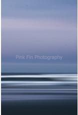 Pink Fin Photography Blue Pan Print