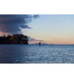 Pink Fin Photography Dawn Patrol Print