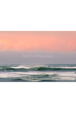 Pink Fin Photography Movement Print