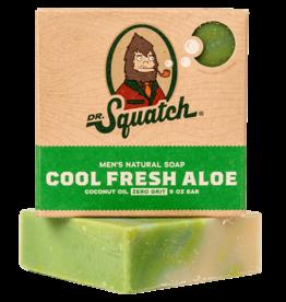 Dr. Squatch Cool Fresh Aloe Soap