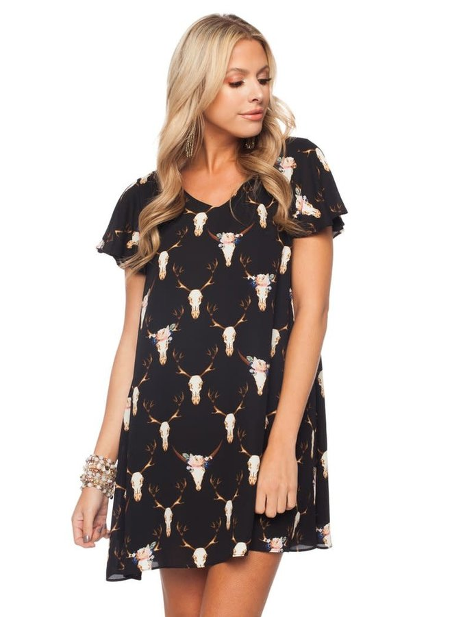 Ciara Shift Dress