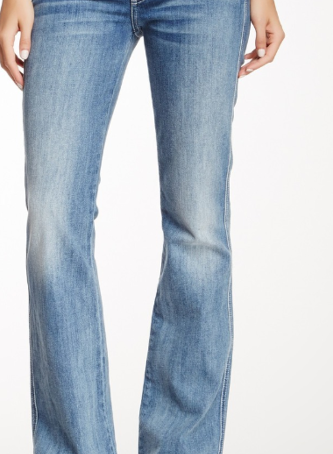 """7 for all Mankind """"A"""" Pocket Flare"""