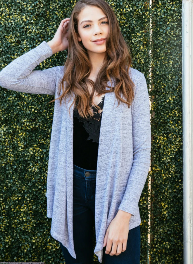 Carefree Threads Flyaway Cardigan