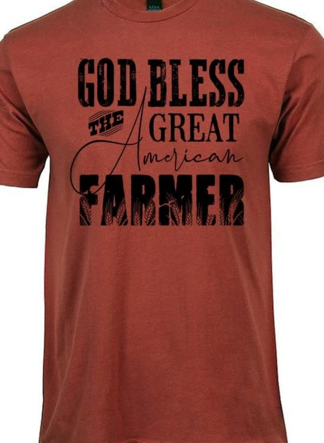 Great American Farmer Tee