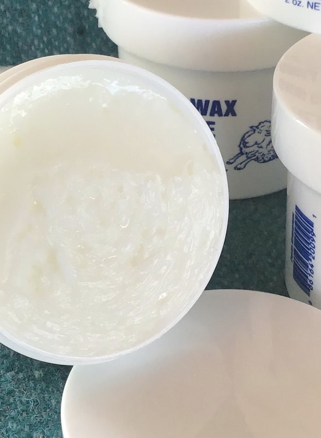 Wool Wax Creme 2 Ounce Trial Size