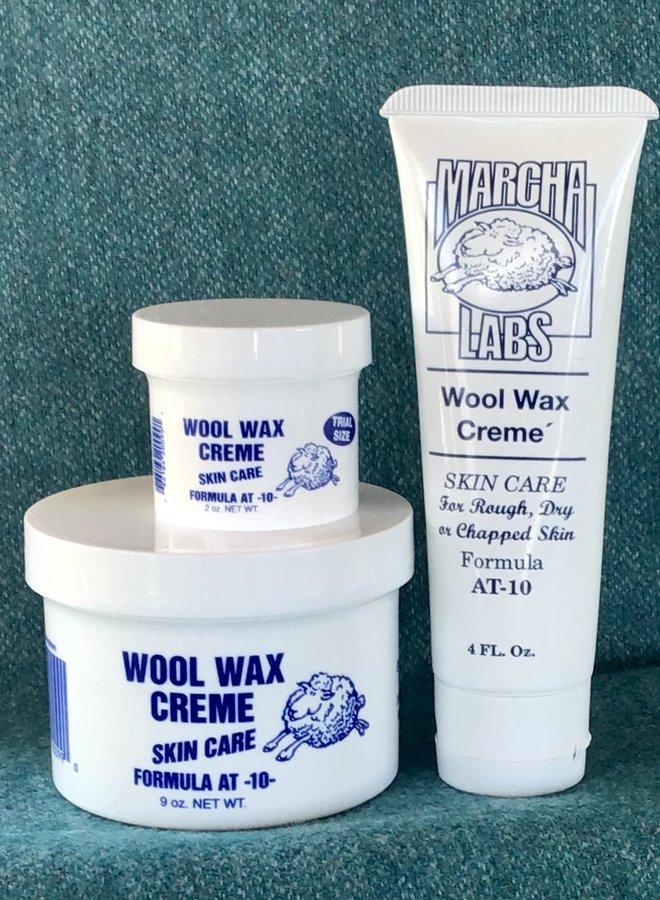 Wool Wax Creme 4 Ounce Tube