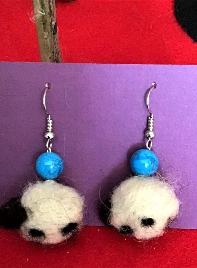 Richert Ranch Sheep Earrings