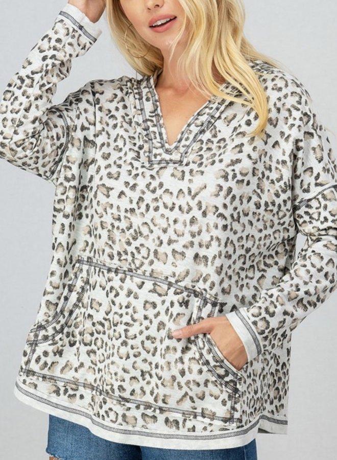 Leopard Lovers Hoodie