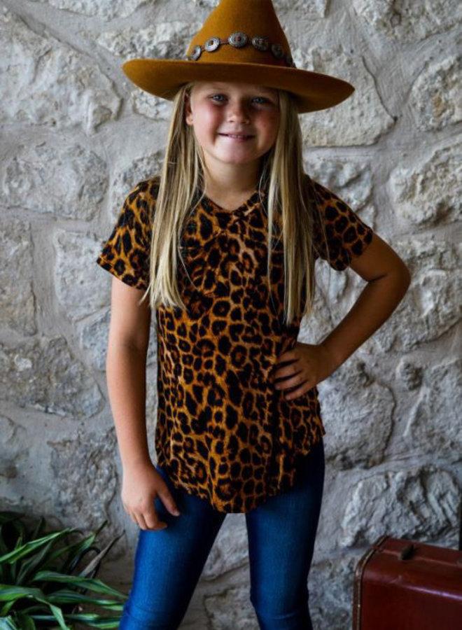 The Grrr Gorgeous Leopard Print Tee