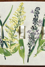 Switch Triple & 6 Screws Goldenrod Salvia