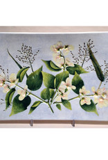 "Tray 14"" x 8"" Mock Orange"