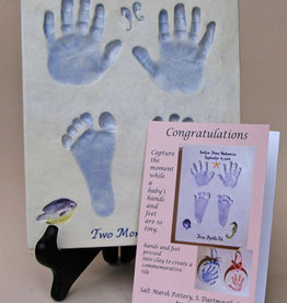 "Gift Certificate for 9"" Baby Print, 0 - 6 Months"