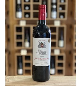 Bordeaux Chateau Viramiere St. Emilion Grand Cru 2015 - Bordeaux, France