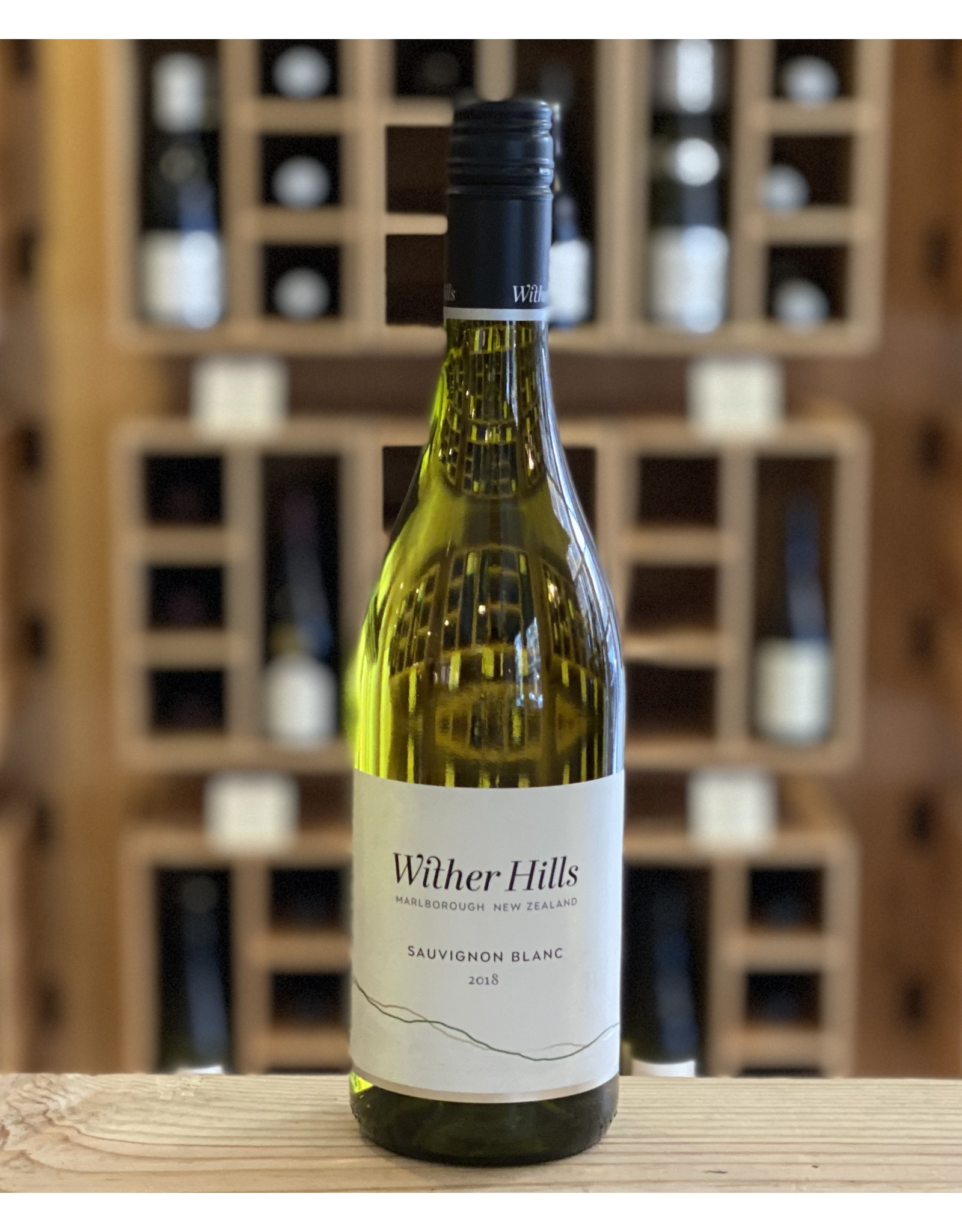 New Zealand Wither Hills Sauvignon Blanc 2020 - Marlborough, New Zealand