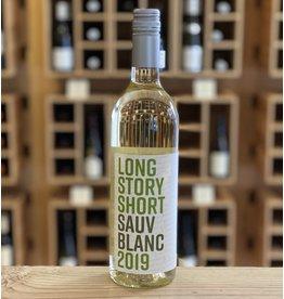 New Zealand Hillersden Long Story Short Sauvignon Blanc 2019 - Marlborough, NZ
