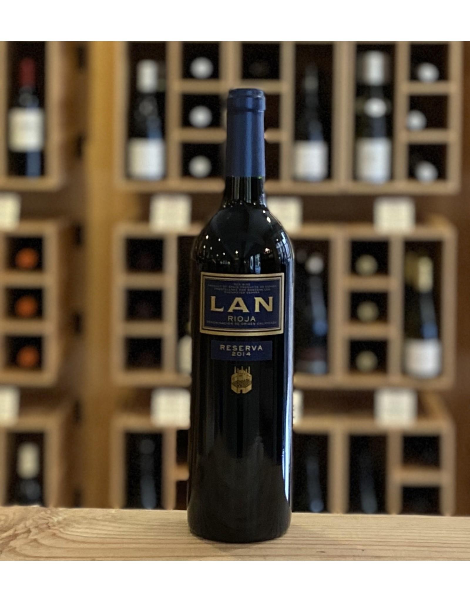 Rioja Bodegas Lan Rioja Reserva 2015 - Rioja, Spain