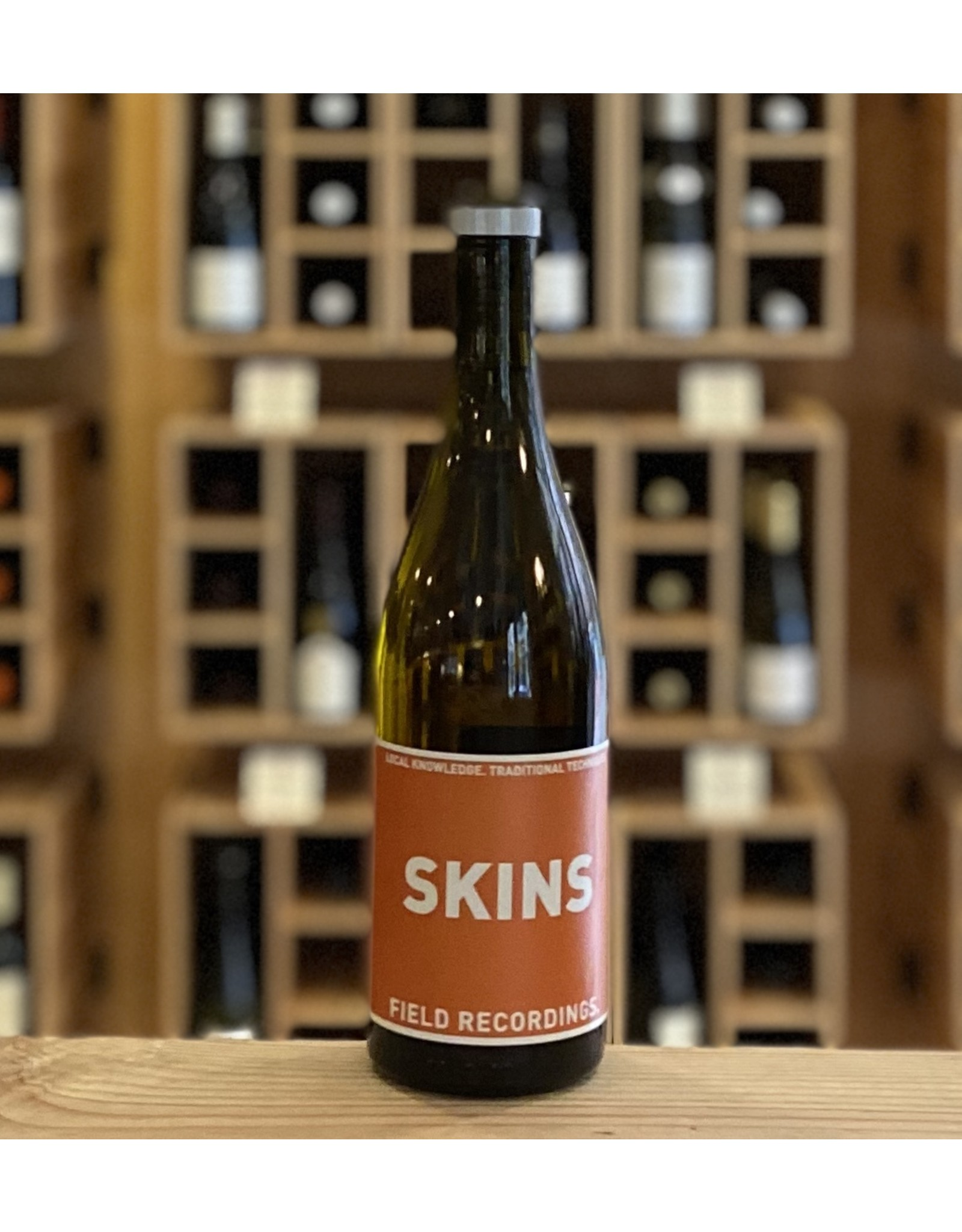 Vegan Field Recordings ''Skins'' White Blend 2020 - Central Coast, CA