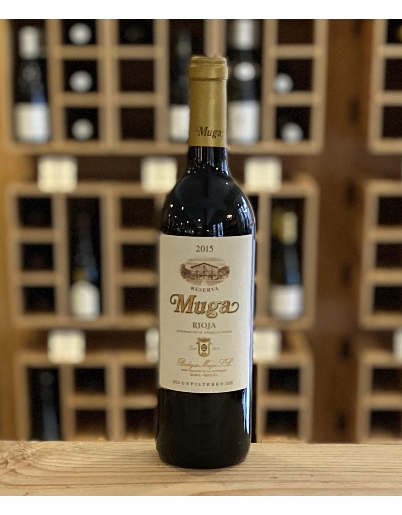 Rioja Muga Rioja Reserva 2015 - Rioja, Spain