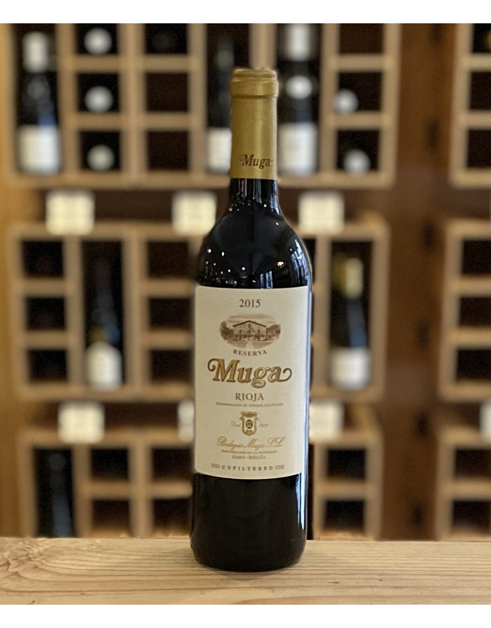 Rioja Muga Rioja Reserva 2016 - Rioja, Spain