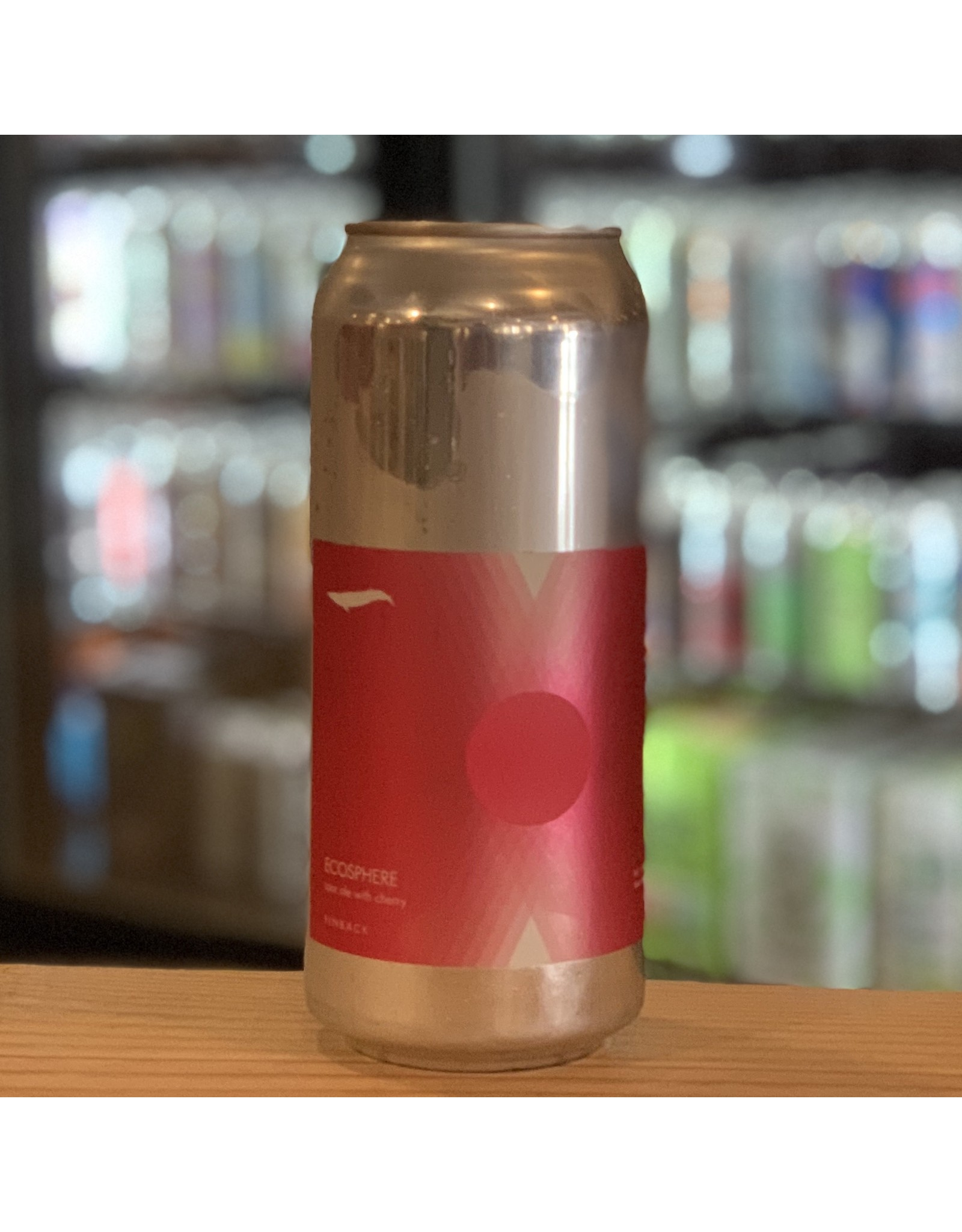 Sour FInback Brewery ''Ecosphere'' Sour Ale w/Tart Cherry - Queens, NY