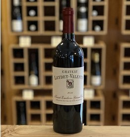 Bordeaux Chateau Leydet-Valentin Saint Emilion Grand Cru 2016 - Bordeaux, France