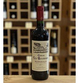 Bordeaux Chateau Les Arromans Rouge 2018 - Bordeaux, FR *Sale* $2 Off