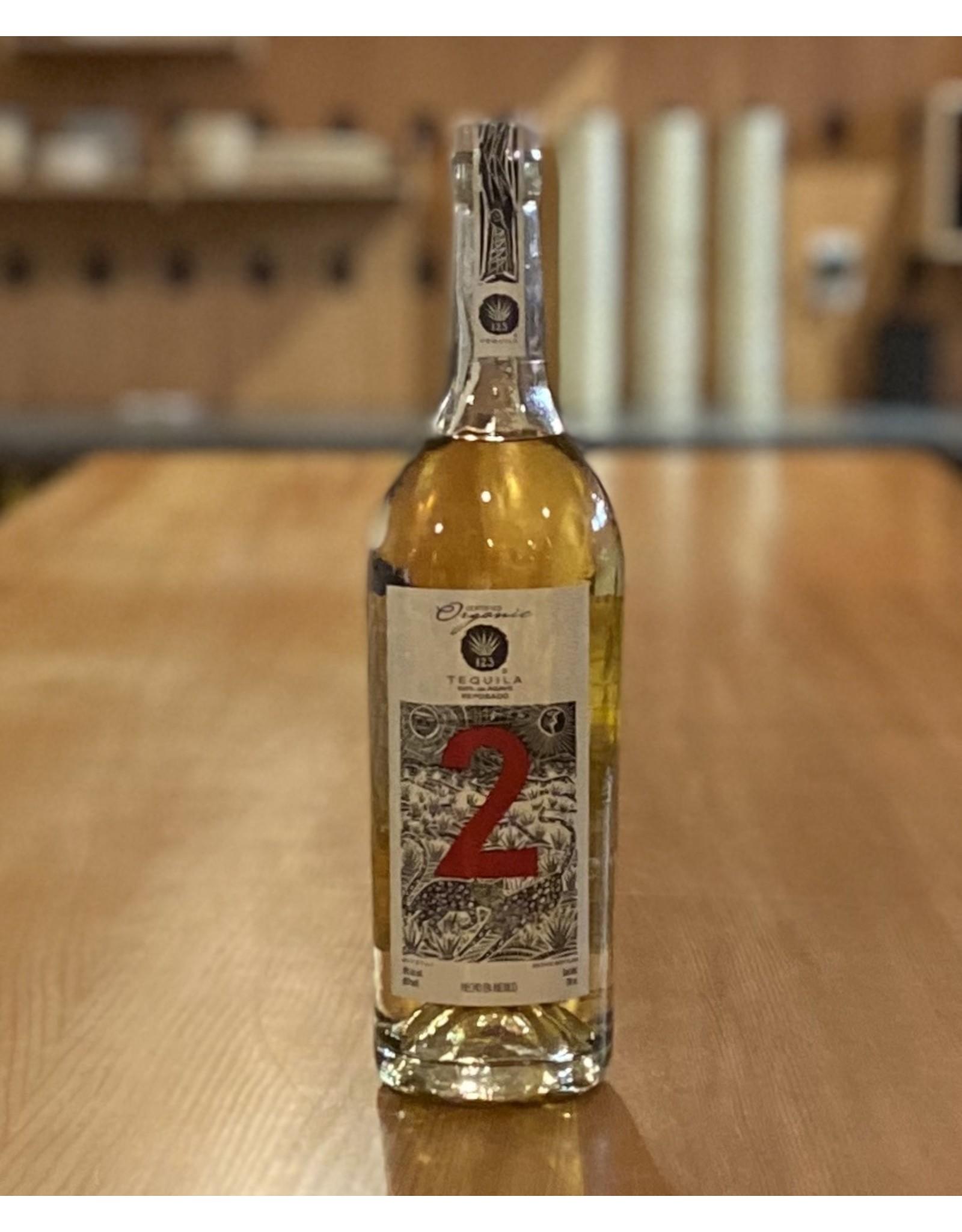 123 Organic ''Dos'' Organic Reposado Tequila - Jalisco, Mexico