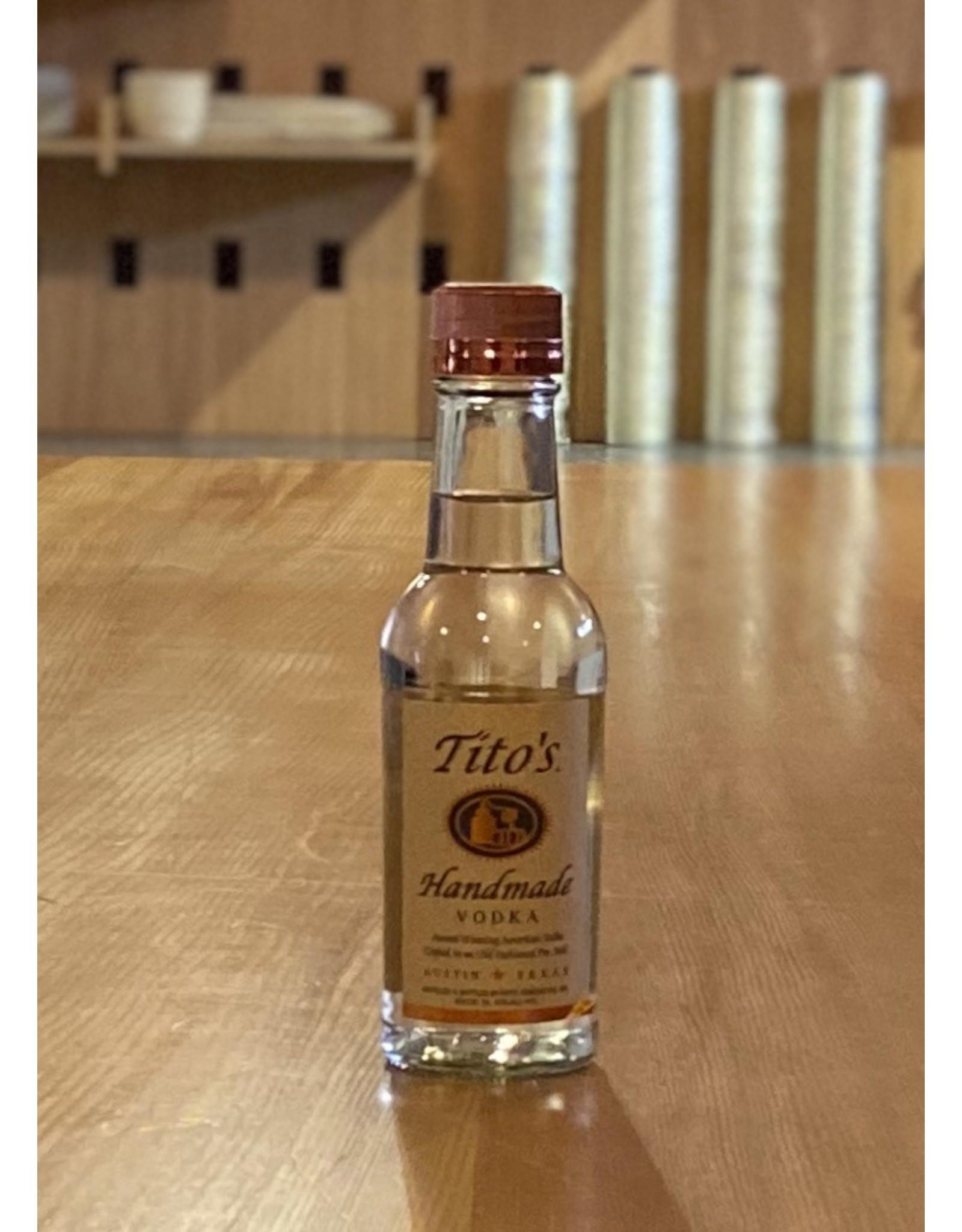 Vodka Tito's Vodka 200ml - Austin, Texas