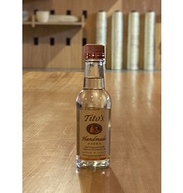 Vodka Tito's Vodka 200ml - Austin, Texas