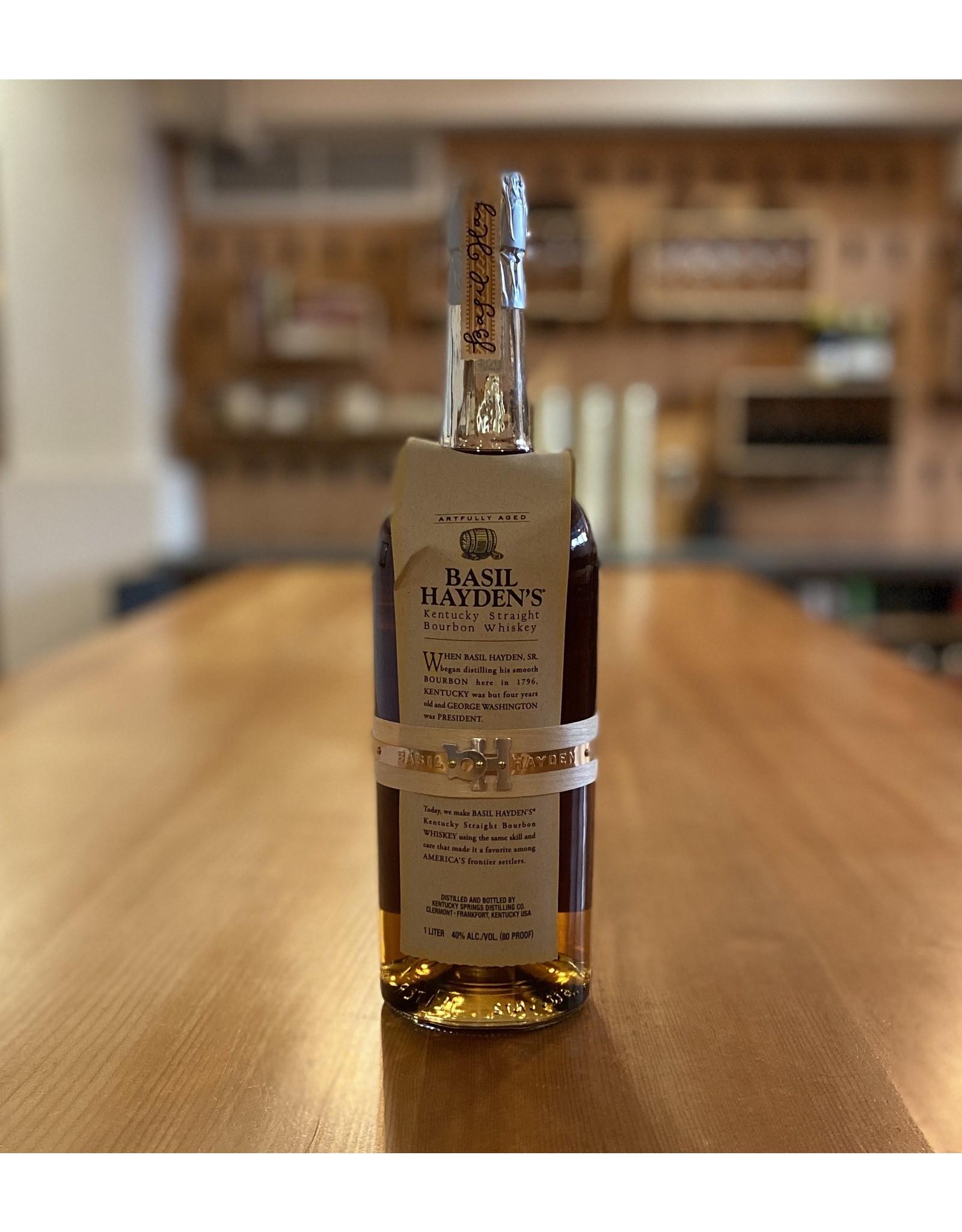 Bourbon Basil Hayden's Kentucky Straight Bourbon Whiskey - Frankfort, KY