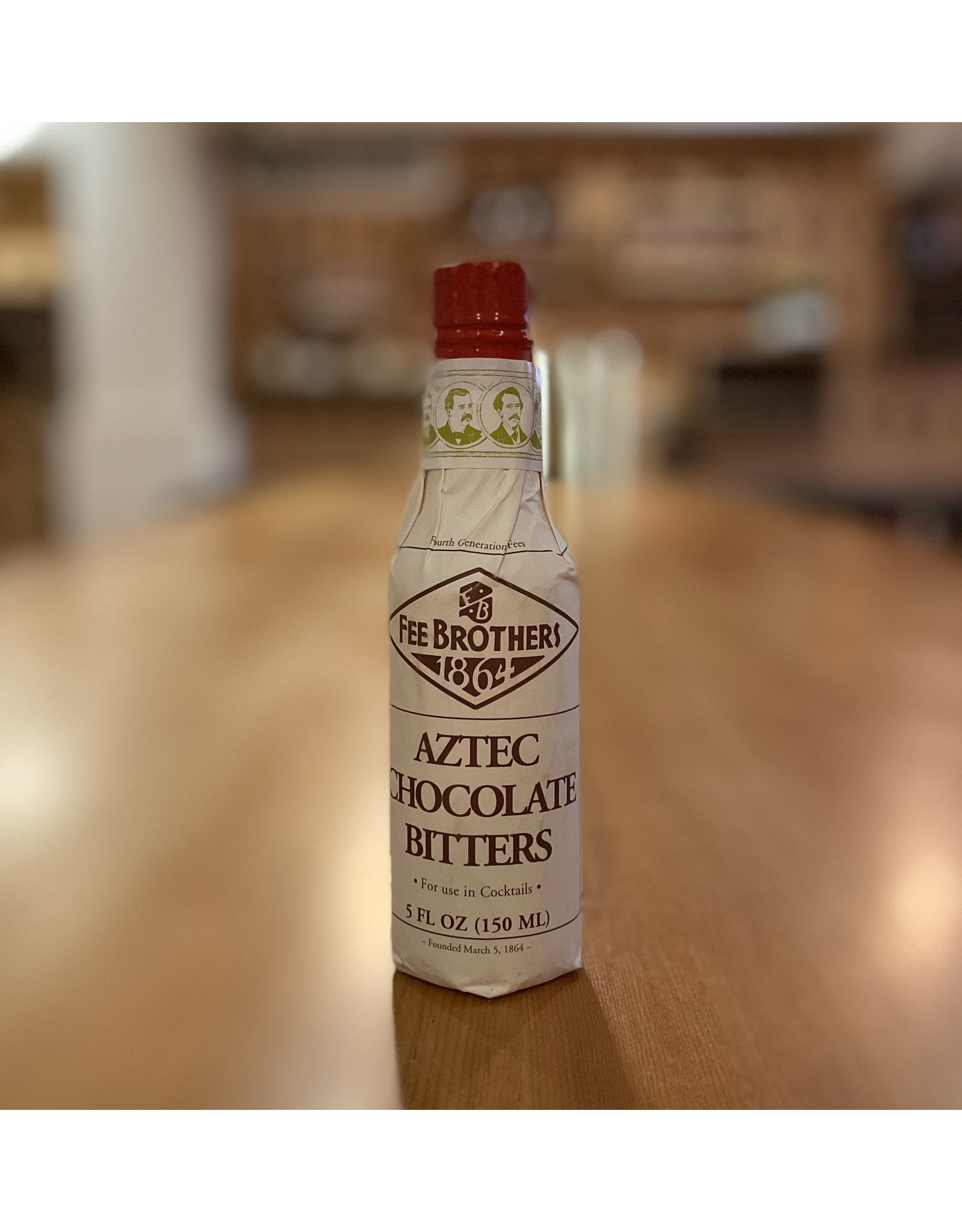 Bitters Fee Brother's ''Aztec Chocolate'' Bitters - Rochester, NY