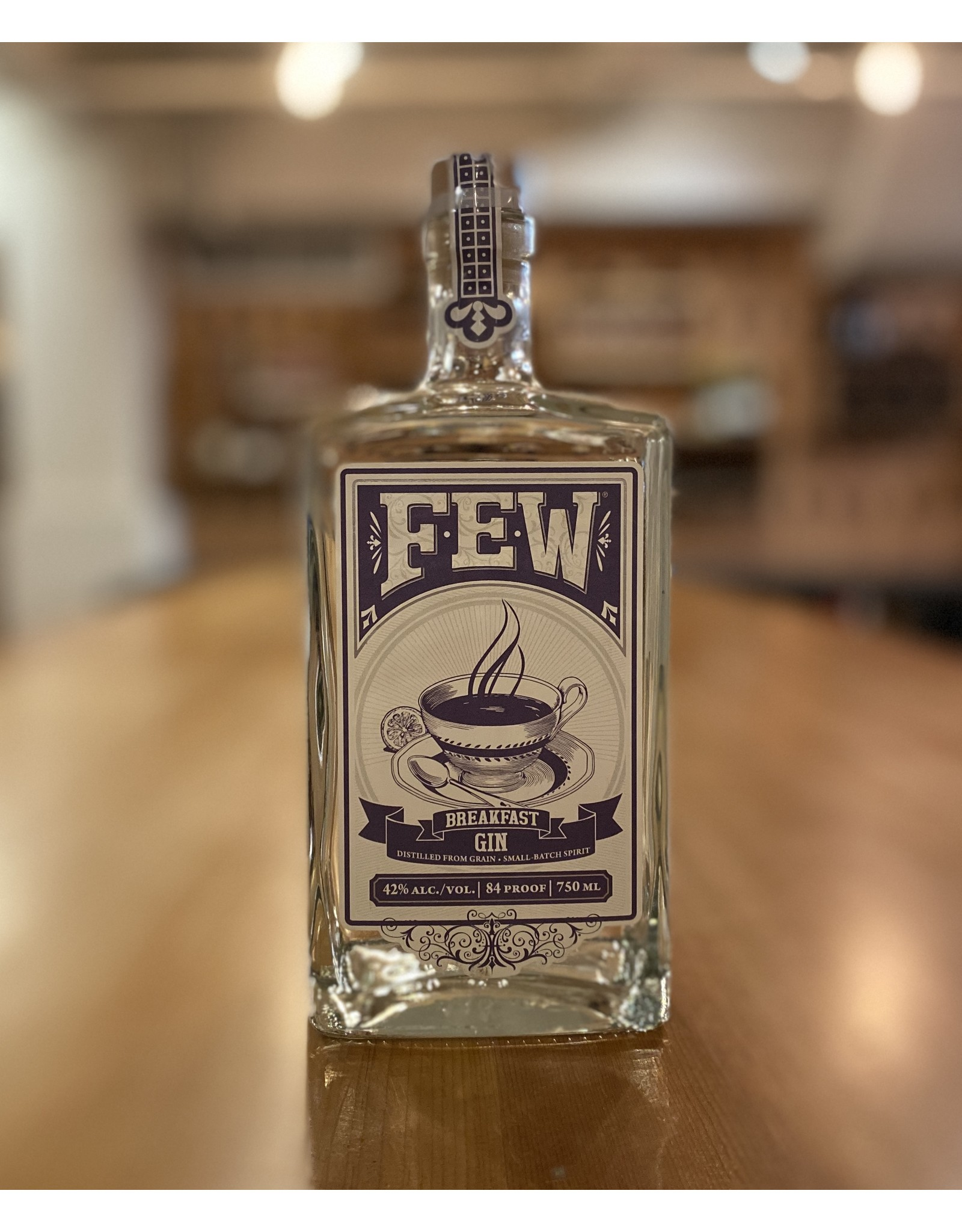 Gin Few Spirits ''Breakfast'' Gin - Evanston, Illinois