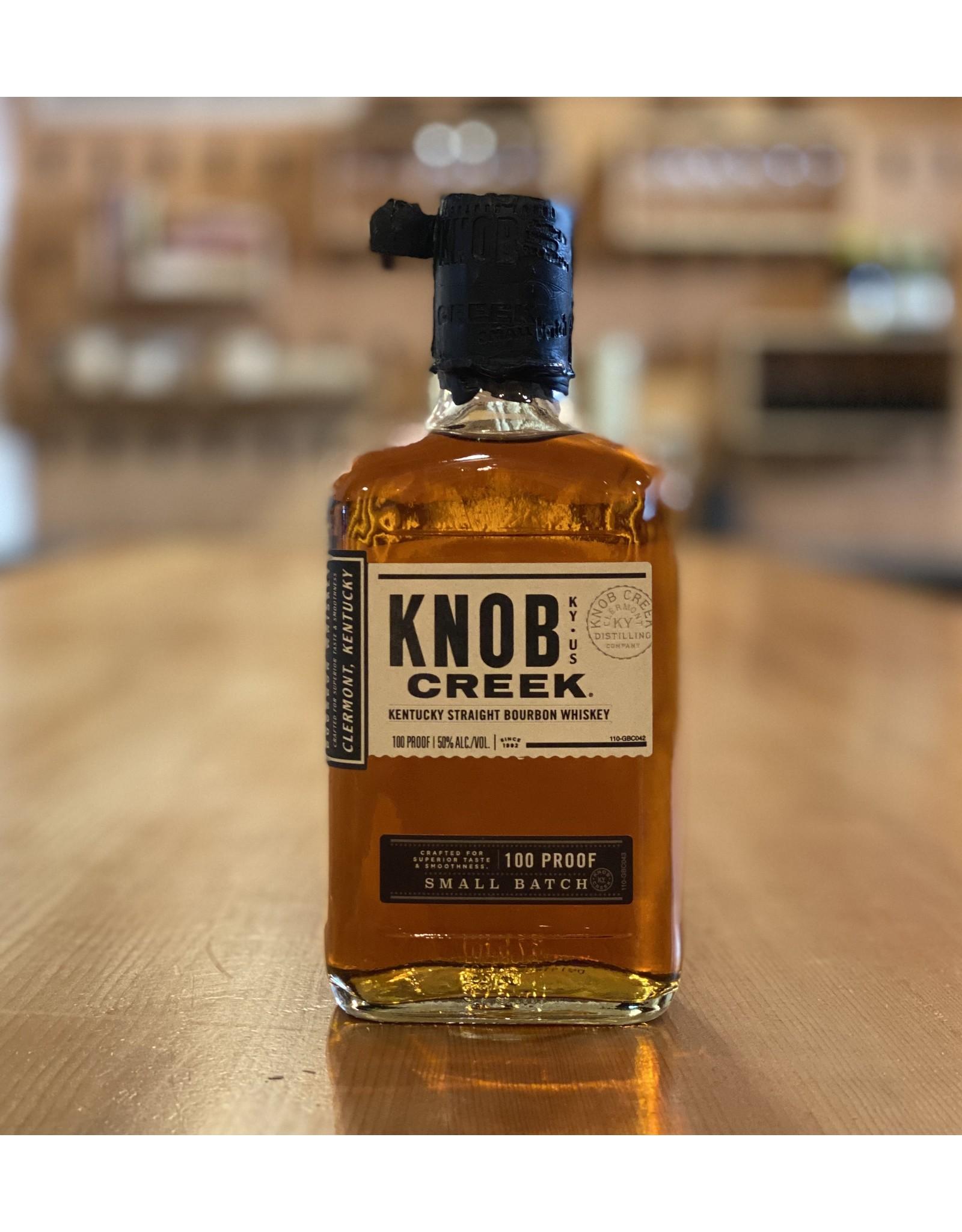 Bourbon Knob Creek Kentucky Straigth Bourbon Whiskey 375ml