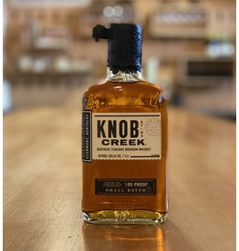 Bourbon Knob Creek Kentucky Straigth Bourbon Whiskey 375ml