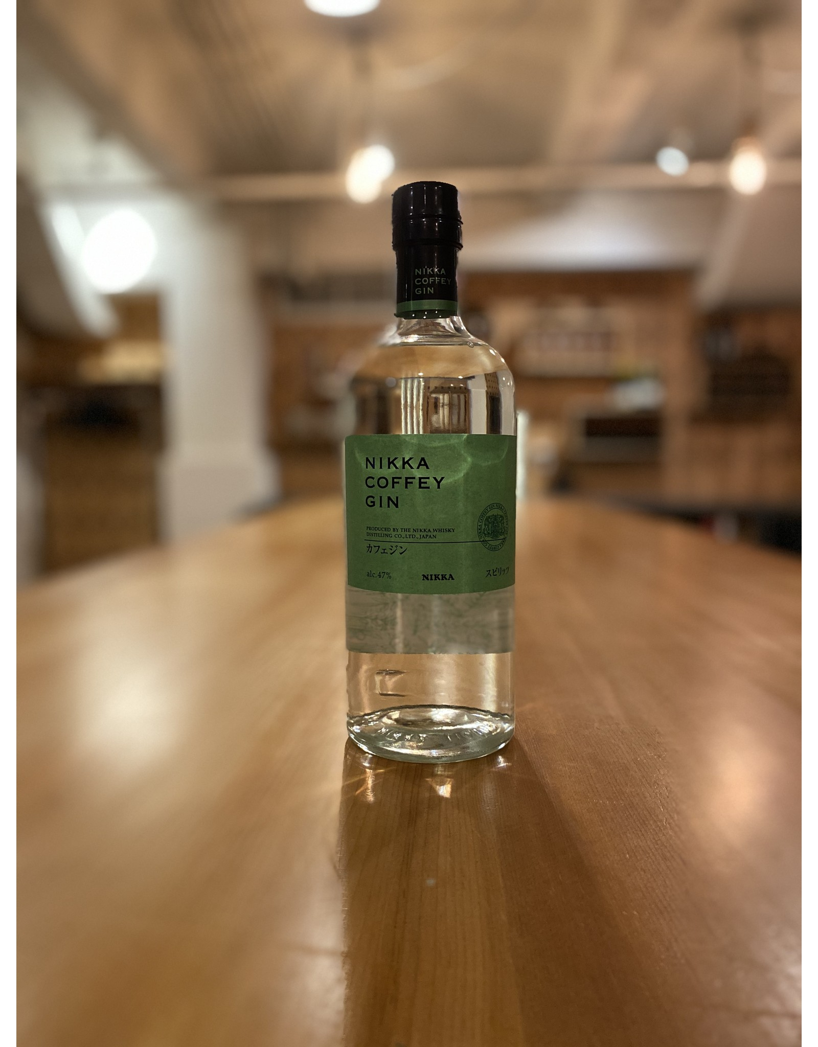 Gin Nikka Coffey Gin - Japan