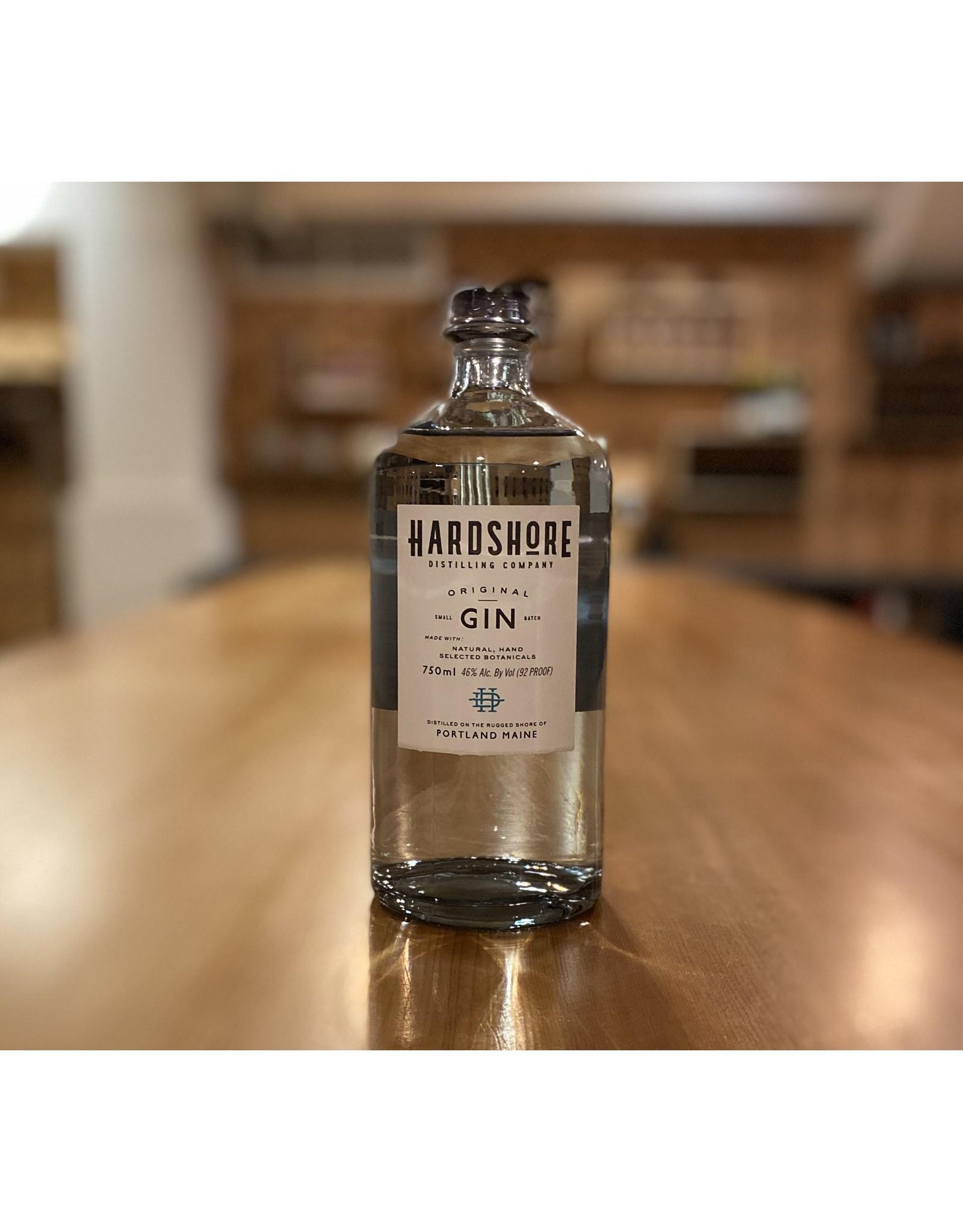 Gin Hardshore Original Gin 750ml