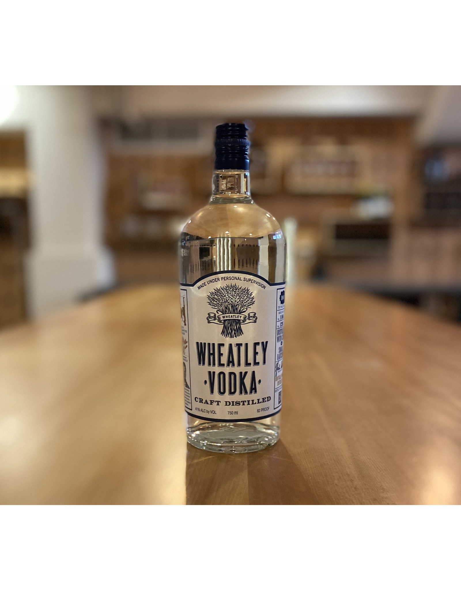 Wheatley Vodka - Kentucky