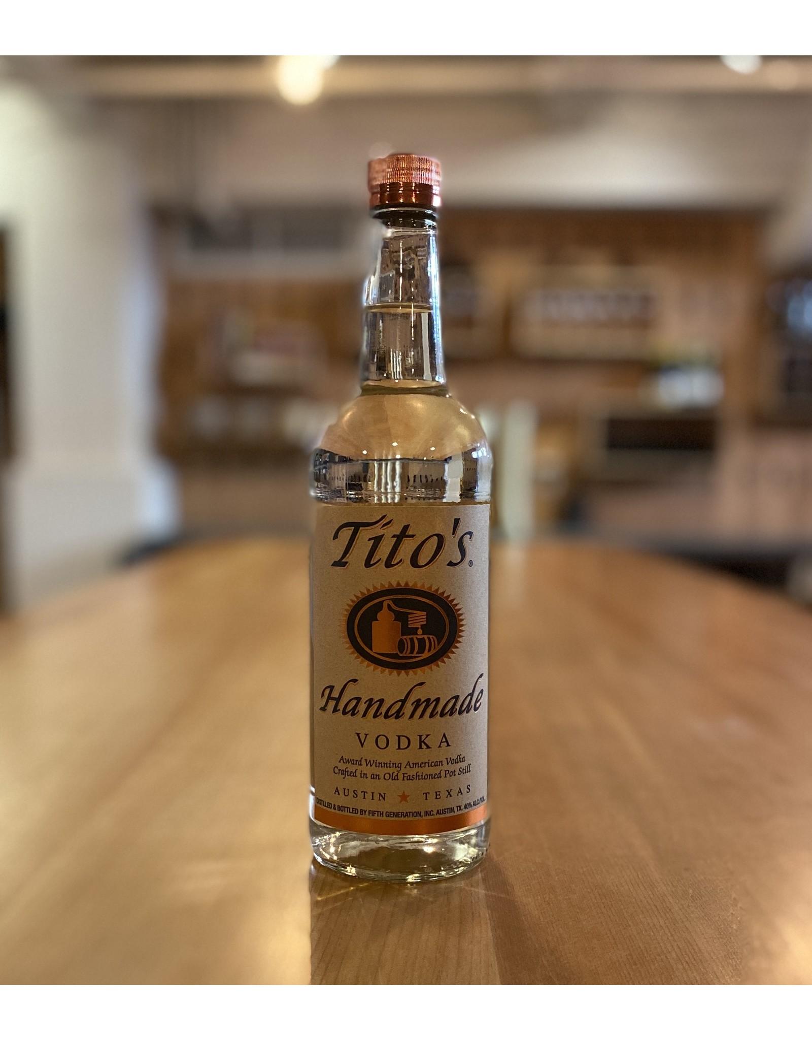 Vodka Tito's Vodka 750ml - Austin, Texas