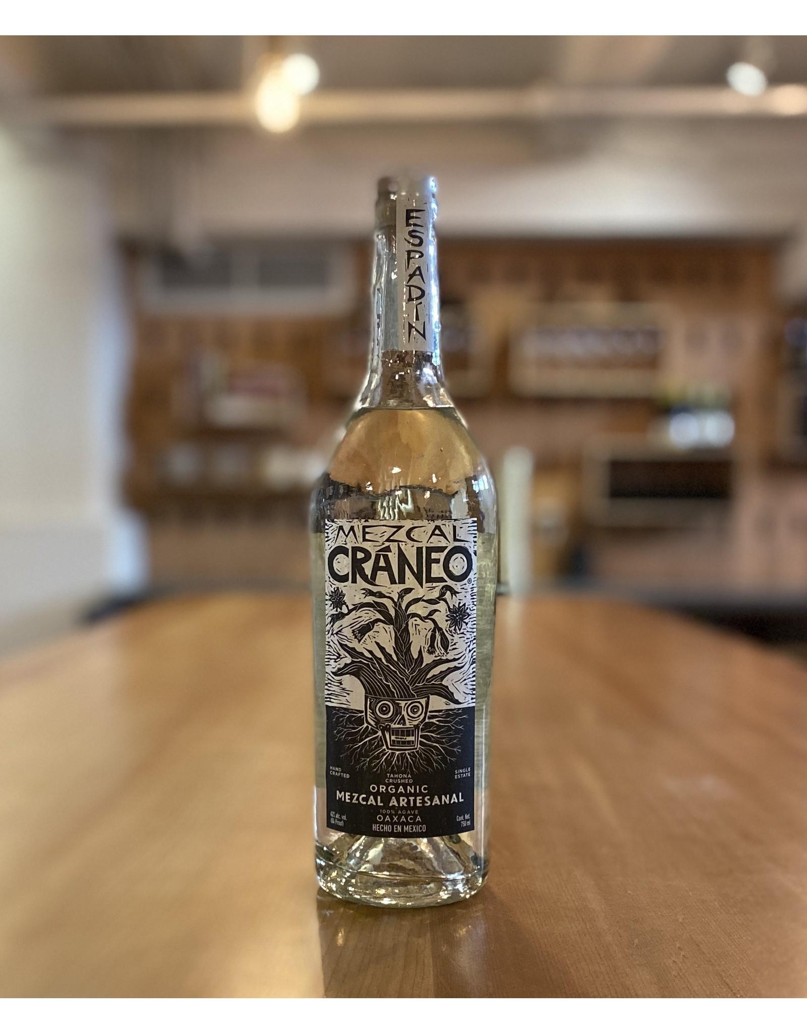 123 Organic ''Craneo'' Organic Mezcal - Oaxaca, Mexico