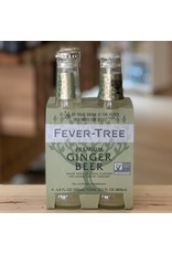 Fever Tree Ginger Beer 4pk