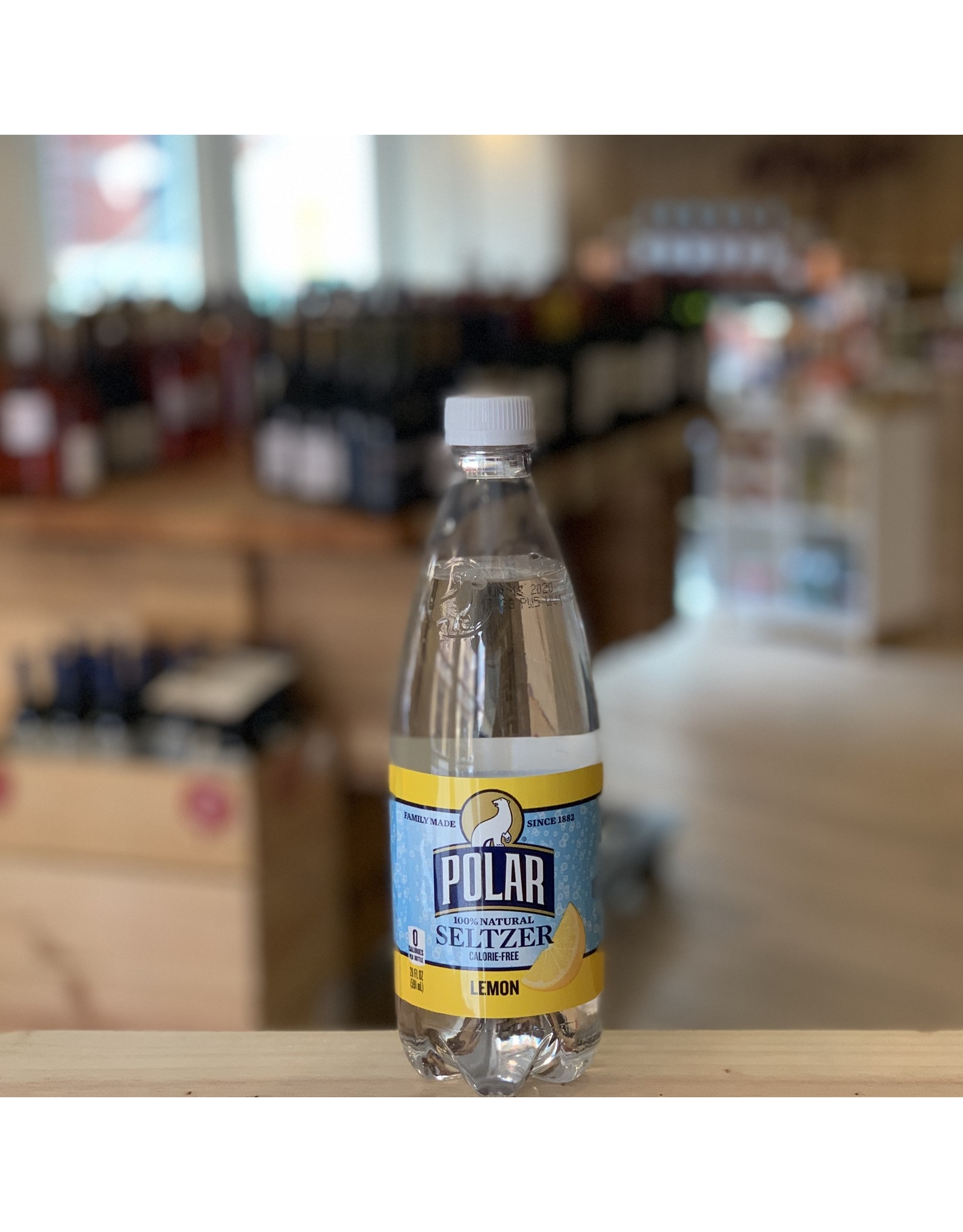 Polar Lemon Seltzer- 20 oz