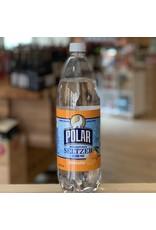 Polar Mandarin Seltzer- 1 Liter