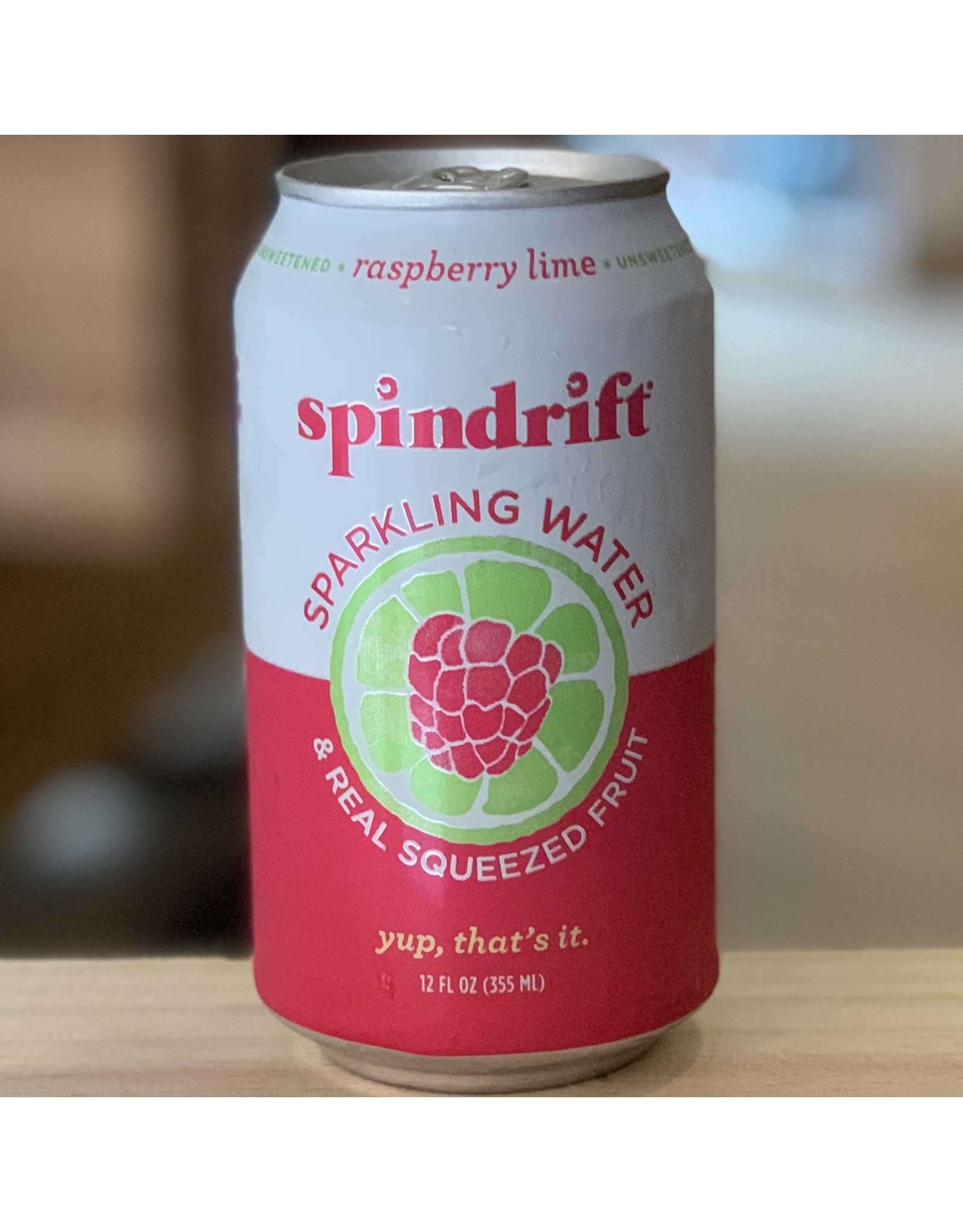 Water-Sparkling Mineral Spindrift Rasberry Lime Sparkling Water - Newton, MA