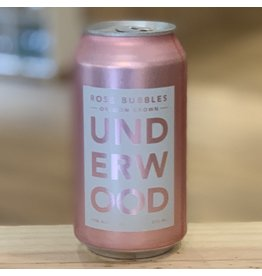 Can Wine Underwood Sparkling Rose Can 375mL - Oregon