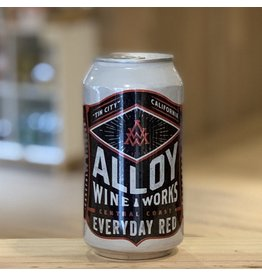 Can Wine Alloy Everyday Red Can